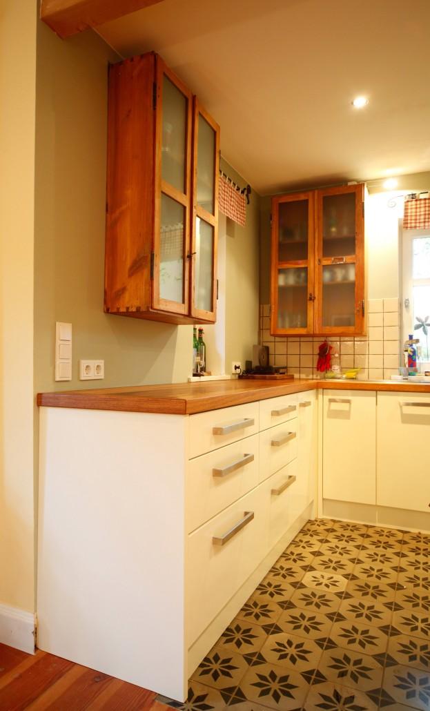 Küche Bad - hier können Sie sich wohl fühlen